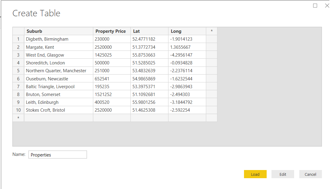 Power BI Update - What If Parameters