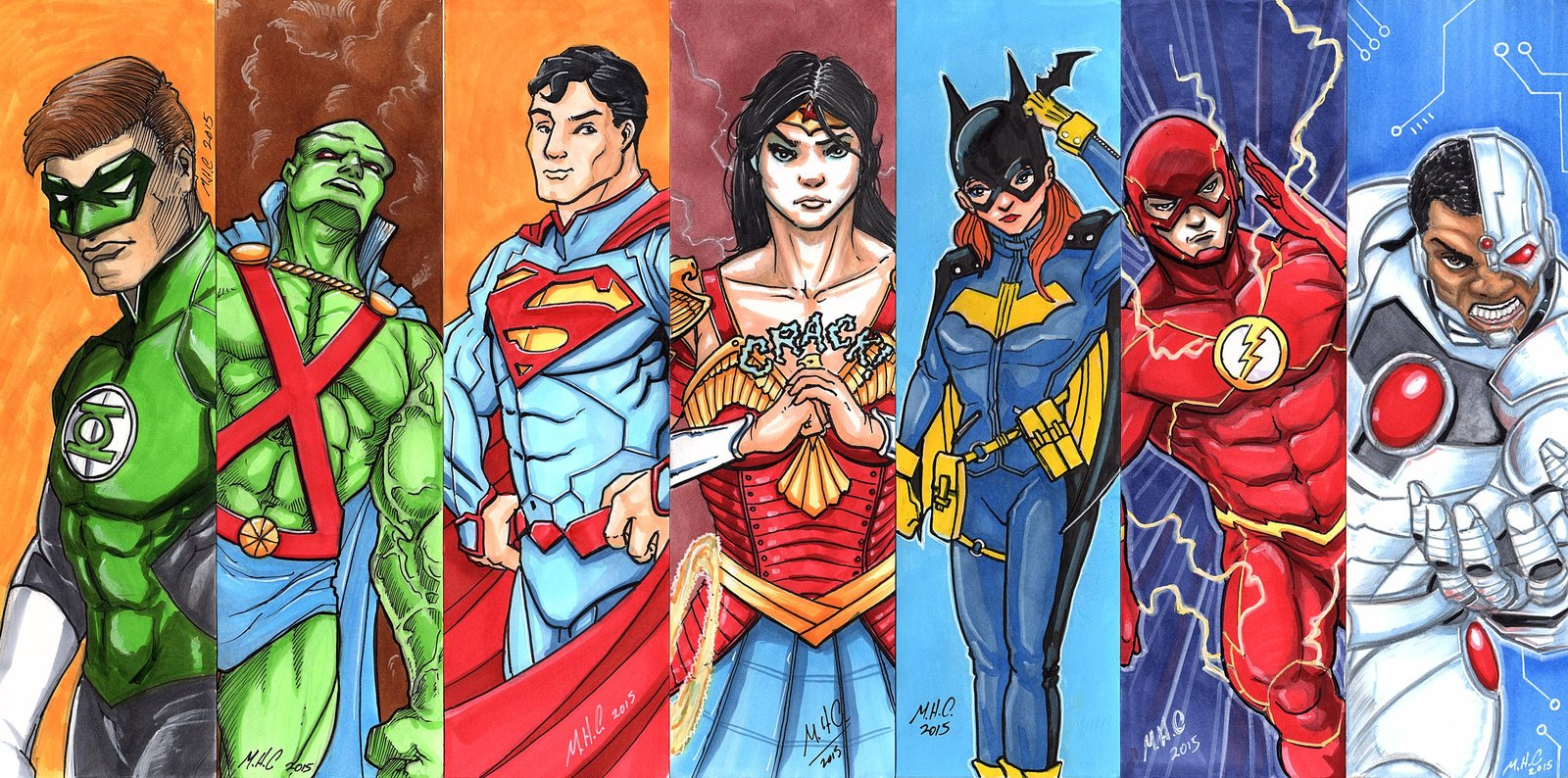 dc bookmarks