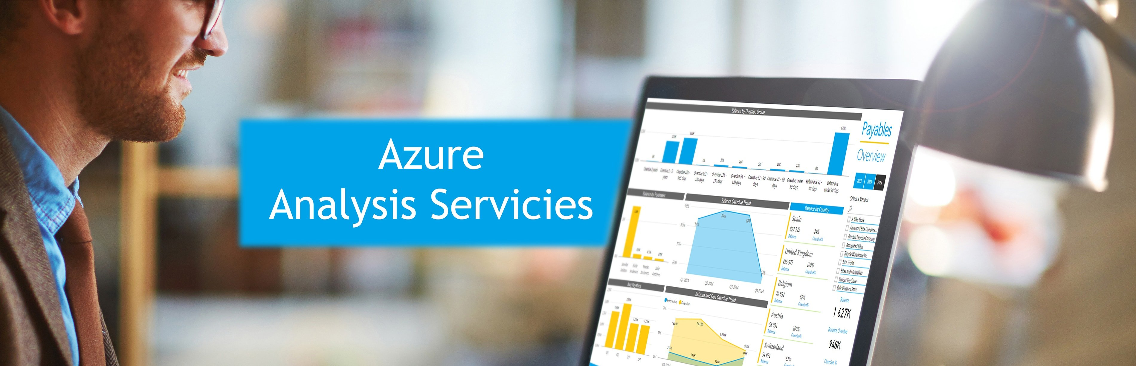 Data Bear Azure Analysis Services banner