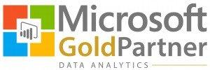 Data Bear Gold Partner